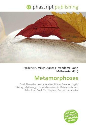 9786130690809: Metamorphoses