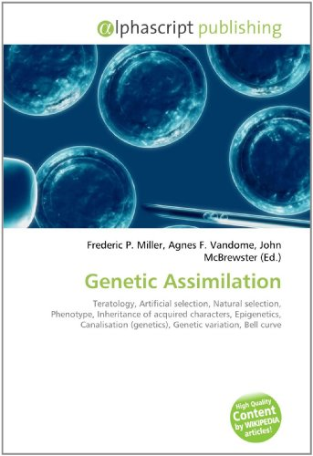 9786130699376: Genetic Assimilation