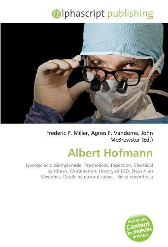 9786130702595: albert hofmann