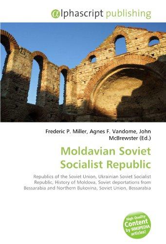 Moldavian Soviet Socialist Republic: Frederic P. Miller