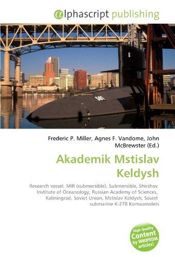 9786130709532: Akademik Mstislav Keldysh