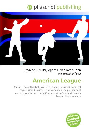 American League: Frederic P. Miller