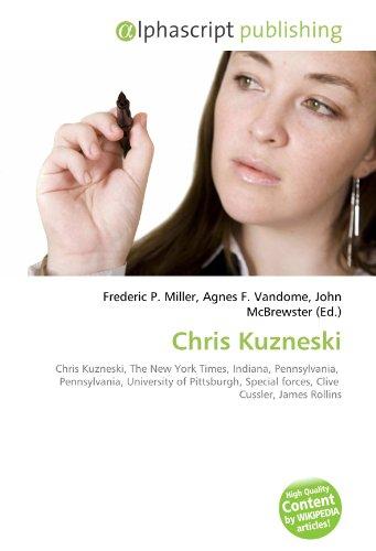 Chris Kuzneski: Frederic P. Miller