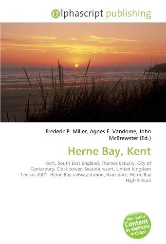 Herne Bay, Kent: Frederic P. Miller