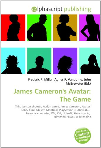 9786130739263: James Cameron's Avatar: The Game