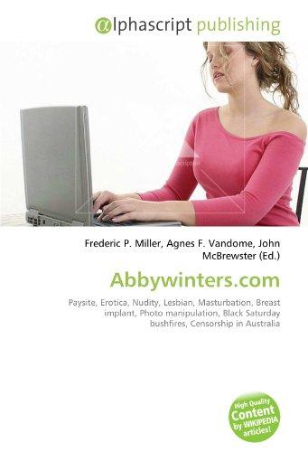 9786130772260: Abbywinters.com