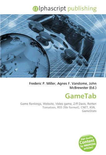 9786130787769: Gametab
