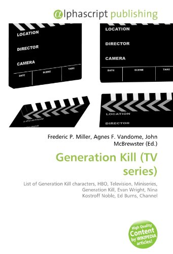 9786130788216: Generation Kill (TV series)
