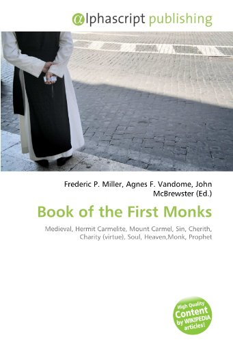 9786130795184: Book of the First Monks