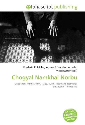 9786130795764: chogyal namkhai norbu