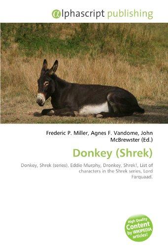 9786130796778: Donkey (Shrek)