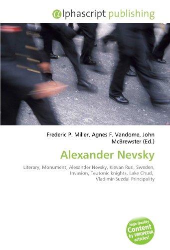 9786130797898: Alexander Nevsky