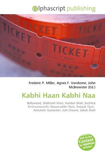 Kabhi Haan Kabhi Naa: Frederic P. Miller