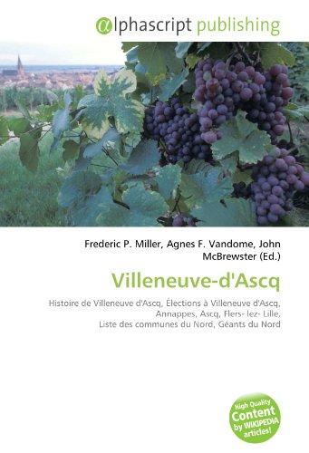 9786130802240: Villeneuve-D'Ascq