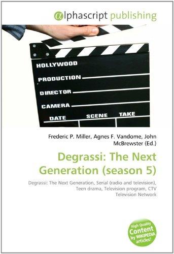 9786130804336: Degrassi: The Next Generation (Season 5)