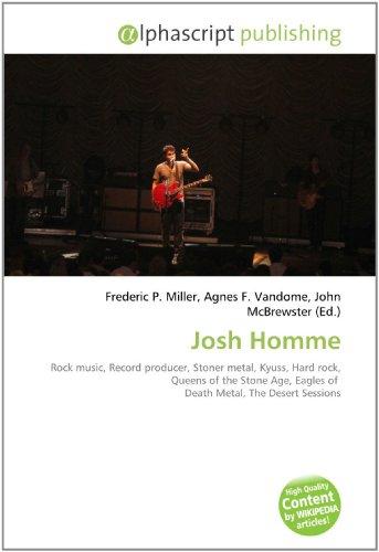 9786130811006: Josh Homme