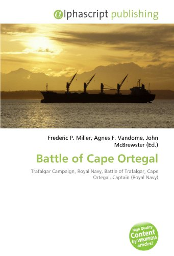 9786130812737: Battle of Cape Ortegal