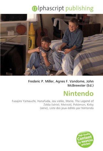 9786130823245: Nintendo (French Edition)
