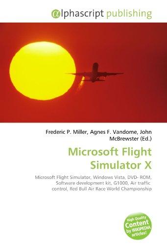9786130823252: Microsoft Flight Simulator X