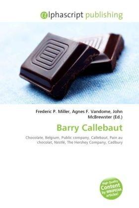 9786130836658: Barry Callebaut