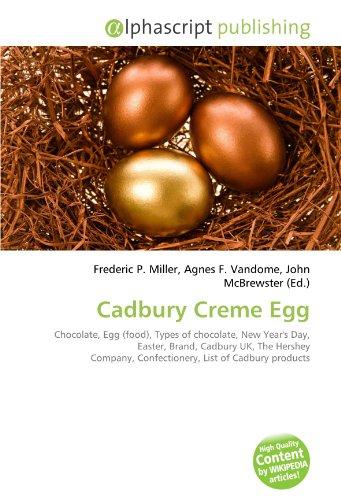 9786130836733: Cadbury Creme Egg