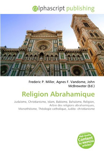 9786130843861: Religion Abrahamique