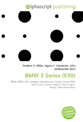 9786130845810: BMW 3 Series (E90)