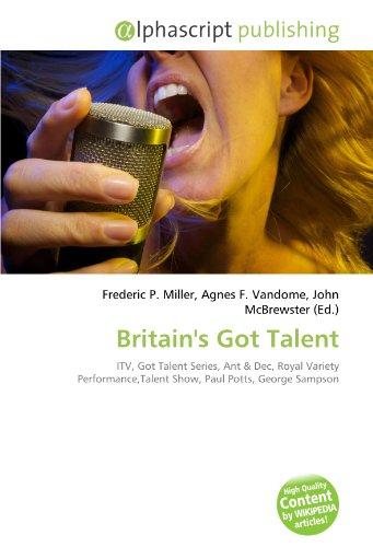 9786130848088: Britain's Got Talent