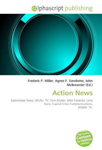 9786130848415: Action News