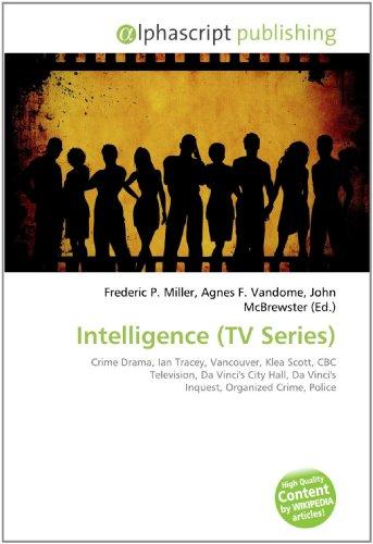 9786130850814: Intelligence (TV Series)