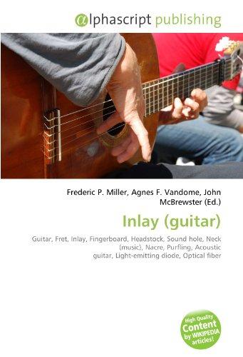 9786130852894: Inlay (guitar)