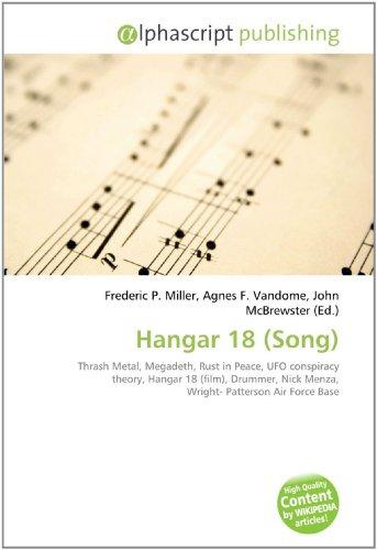 9786130852955: Hangar 18 (Song)