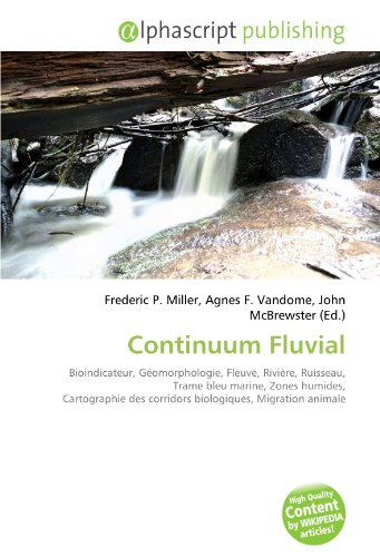 9786130862404: Continuum Fluvial (French Edition)