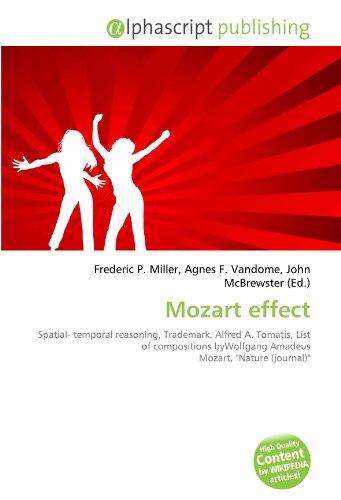9786130863364: mozart effect