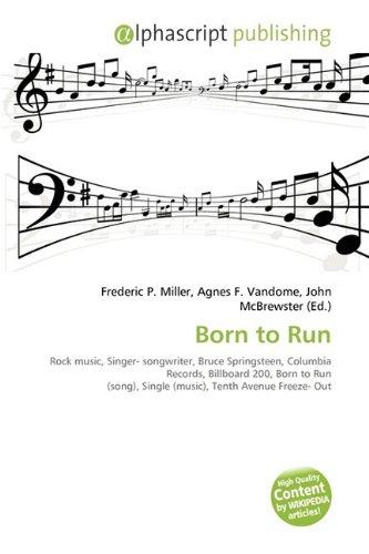 9786130869595: Born to Run