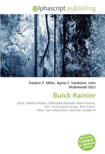 9786130880309: Buick Rainier