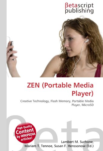 9786130900908: Zen (Portable Media Player)