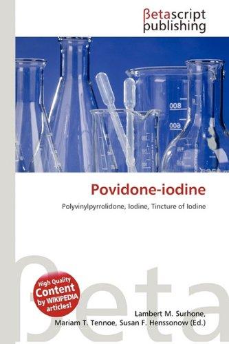 9786130909833: Povidone-Iodine