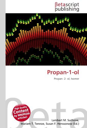 9786130914912: Propan-1-Ol