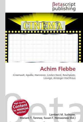 Achim Flebbe (German Edition)