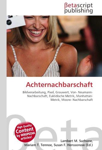 9786130927073: Achternachbarschaft