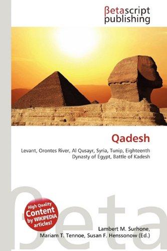 9786130951351: Qadesh