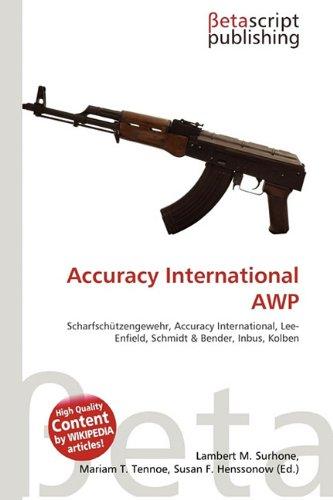 9786130964696: Accuracy International Awp