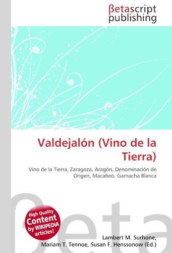 9786131052866: Valdejaln (Vino de La Tierra)