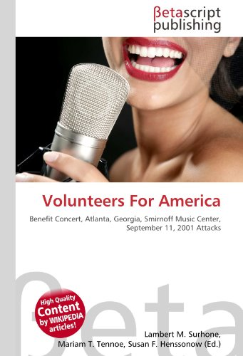 9786131071904: Volunteers for America