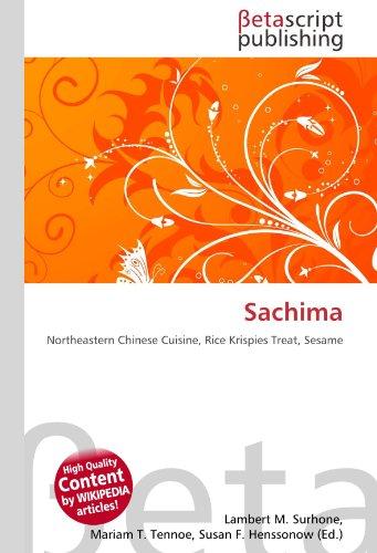 9786131106552: Sachima