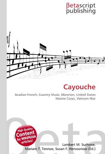 9786131111600: Cayouche