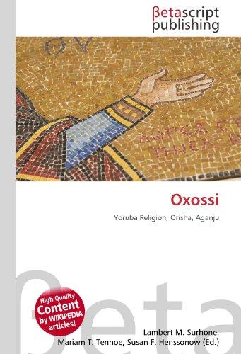 9786131124242: Oxossi