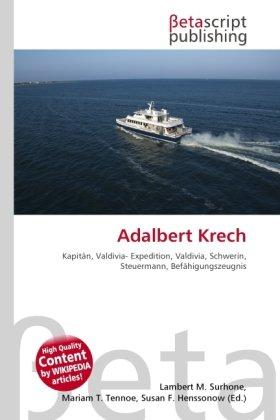 9786131130434: Adalbert Krech