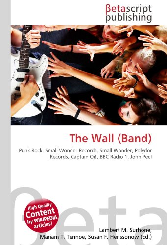 9786131144837: The Wall (Band)